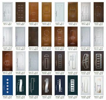 Πόρτες PVC